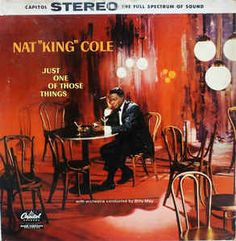 Nat King Cole - Just One Of Those Things: buy LP, Album at Discogs