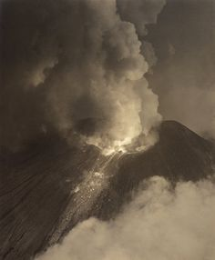 Something to see is a volcano called Santa Marie in Guatemala. It is a dormant volcano.