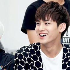 Mingyu... My teeth twin ☺️