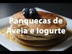 Panquecas de Aveia e Iogurte | Video | *Joana Banana*