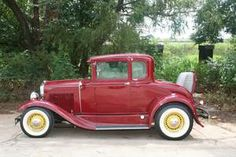 1930 Ford Model A | Custom 1930 Ford Model A Coupe Street Rod - Pictures