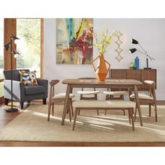 Chastain Dining Bench