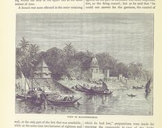 Image taken from page 572 of 'British Battles on Land and Sea' | by The British Library