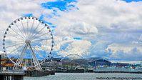 Seattle's Great Wheel, Seattle