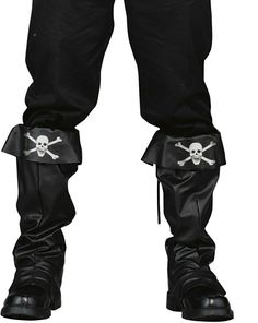 Adult Pirate Boot Covers