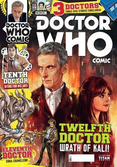 Doctor Who Titan Comic UK Issue 5