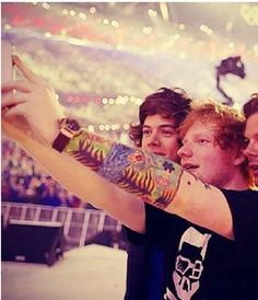 .ed and harry this is killing me slowly and painfully