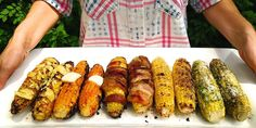6 Magical Ways to Top Grilled Corn  - CountryLiving.com