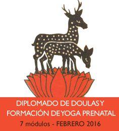 Diplomado de Doulas y Formación de Yoga Prenatal