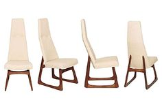 Dining Chairs by Adrian Pearsall, S/4 on OneKingsLane.com