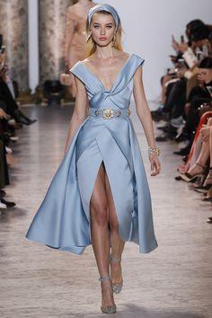 Défilé Elie Saab Haute couture printemps-été 2017 1