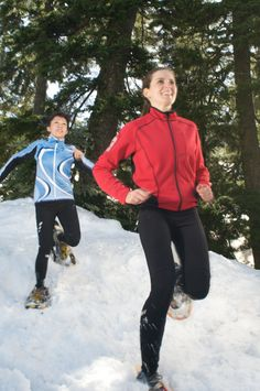 Missing the Grouse Grind? Why not try out our Snowshoe Grind on top of Grouse Mountain, Vancouver, BC.