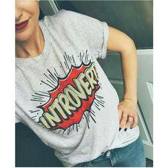 'Introvert' Shirt