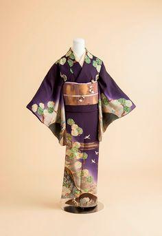 「日本のおしゃれ展」が松屋銀座で - 日本一の着物コレクター、池田重子の美しきコレクションが一堂にの写真1