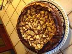 Mini clafoutis pommes-cannelle-choco-fondant : Recette de Mini clafoutis pommes-cannelle-choco-fondant - Marmiton