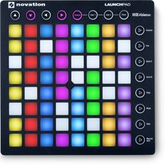 Novation Launch Pad Ableton Live Midi Controller