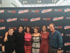 NYCC 2016: atores de Teen Wolf se despedem da série - http://popseries.com.br/2016/11/11/nycc-teen-wolf-entrevista/