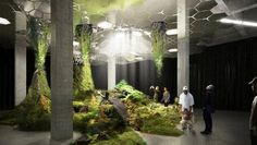 Lowline Project: The world's first underground park is coming to New York City, and it looks awesome