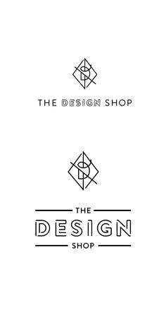 The Design Shop / branding / logo #dental #poker