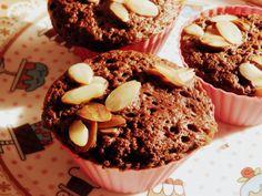 Pitadinha: Muffin de chocolate de micro-ondas