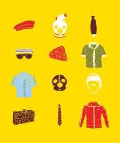 wes anderson's luggage