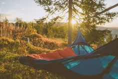 하늘을 나는 한 마리의 나비처럼~ 아름답게 펼쳐지는#아모크의 드라움#해먹#텐트를 만나보세요! 가벼움이 중요한#백패킹에 꼭 맞는답니다!  #hammock #tent #treetent #해먹 #summer #camping