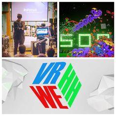 An awesome Virtual Reality pic! Moin Moin wir waren auf dem VR Hackathon (Virtual Reality Weekend) in Hamburg bei Absolute Software vertreten und hatten dort viel Spaß.  An diesem Wochenende haben wir das Projekt VR Centipede entwickelt. Die Inspiration zum Spiel war der Film Pixels genauer gesagt die Szene wo im Film das Spiel Centipede gespielt wird. Centipede ist ein alter Arcade Titel welcher in vielen Arcade Hallen gespielt wurde aber auch zu Hause auf dem Atari war dieses Spiel sehr…