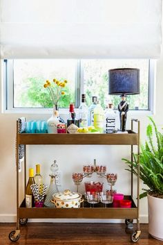 What's your bar cart style crush?
