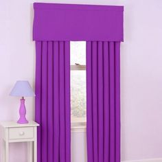 Show kids the meaning of peace and quiet with the Eclipse Thermaback Kendall Kids Blackout Window Panel . Eclipse ultra-fashionable blackout panels have. Blackout Panels, Blackout Drapes, Blackout Windows, Kids Window Treatments, Window Coverings, Drapes And Blinds, Drapes Curtains, Valance, Curtains Living