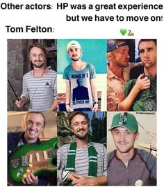 Funny harry potter memes tom felton ideas for 2019 Harry Potter World, Blaise Harry Potter, Memes Do Harry Potter, Mundo Harry Potter, Harry Potter Characters, Harry Potter Universal, Harry Potter Fandom, Harry Potter Ships, Potter Facts