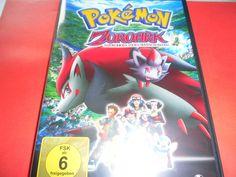 Pokémon - Zoroark Meister der Illusionen  OVP/NEU