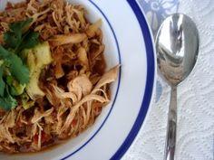 PaleOMG – Crockpot Enchilada Chicken Stew