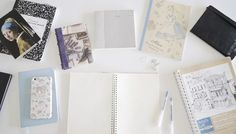 11 Ways to Fill Your Notebooks