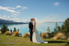 The Lakeside Lawn overlooking Lake Pukaki and Aoraki Mt Cook is a stunning setting for your wedding ceremony. Congratulations Tracey and Jason on your wedding. Elope Wedding, Wedding Ceremony, Destination Wedding, Wedding Planning, Wedding Dresses, Luxury Wedding Venues, Lake View, Beautiful Landscapes, Real Weddings