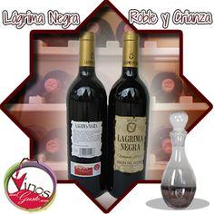 Pack disponible para comprar vino Lagrima negra online con una super oferta con regalo incluido