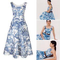 Lily, Summer Dresses, Fashion, Moda, Summer Sundresses, Fashion Styles, Orchids, Fashion Illustrations, Summer Clothing