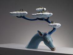 Tiere aus Landschaften oder Landschaften aus Tieren? Jedenfalls großartige Kunstwerke! Und was zu gewinnen gibt es auch noch!