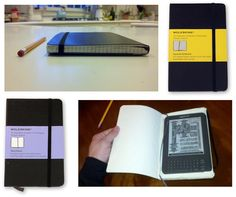DIY e-reader/tablet case