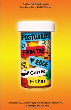Amazon.com: Postcards from the Edge (9781439194003): Carrie Fisher: Books