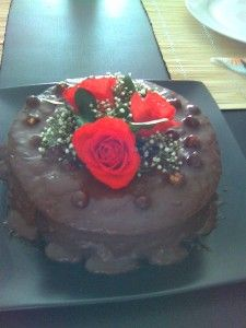 SEWE MINUTE SJOKOLADE MIKROGOLF KOEK Microwave Baking, Microwave Recipes, Baking Recipes, Cake Recipes, Dessert Recipes, Microwave Chocolate Cakes, No Bake Chocolate Cake, No Bake Cookies, No Bake Cake