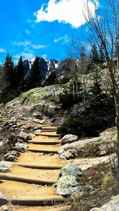 Rocky Mountain National Park - Estes Park, Colorado USA