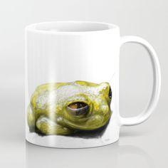 African Frog Coffee Mug