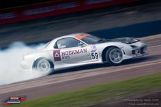 The rx7 @ round 1 of the #BDC