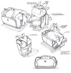 sketching + rendering on Behance #id #industrial #design #product #sketch