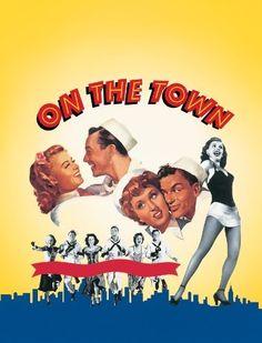 Amazon.com: On the Town: Ann Miller, Frank Sinatra, Gene Kelly, Betty Garrett: Amazon Instant Video