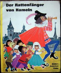 Der Rattenfänger von Hameln von Ursula Brida…