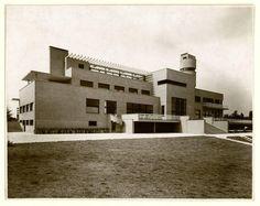 [Villa de monsieur Cavroix à Croix] | Centre de documentation des musées - Les Arts Décoratifs