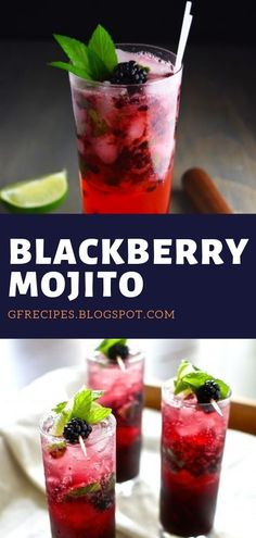 Blackberry Mojito, Fun drinks, White sangria recipes, Party drinks, Mixed drinks alcoholic, Summer alcoholic drinks recipes, Mixed drinks recipes, Summer cocktail recipes, Cocktail drinks, Refreshing drinks, Mojito madness, Fancy drinks, Alcohol recipes, Bar drinks. #blackberrymojito #fundrinks #partydrinks #cocktail