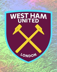 View the West Ham United FC Topps Collection for season and also filter by previous seasons where available, visit the official website of the Premier League. English Football Teams, West Ham United Fc, Football Stickers, E Sport, Pencil Art, Premier League, Soccer, Logos, Tattoos