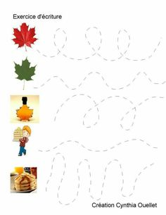 Tracés Preschool Lesson Plans, Preschool Themes, Kindergarten Activities, Spring Activities, Activities For Kids, All About Canada, Daycare Crafts, Daycare Ideas, Sugaring
